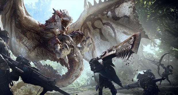 Monster Hunter World is going open world in its newest installment Photo: Capcom