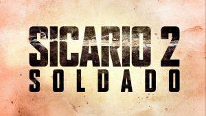 Sicario 2 Soldado poster