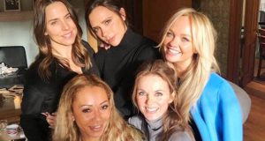 The Spice Girls are reuniting Photo: Twitter, @SpiceGirlsNet