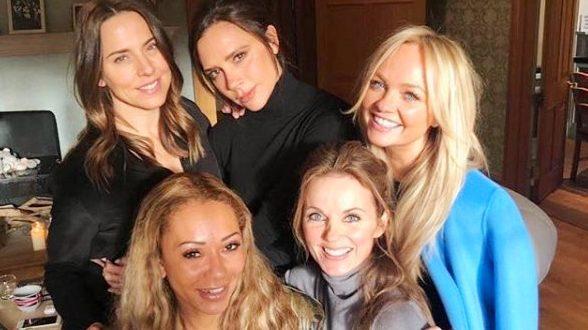 The Spice Girls are reuniting Photo: Twitter, @SpiceGirlsNet