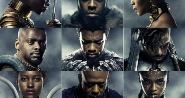 Black Panther has become a box office success    Photo: REX