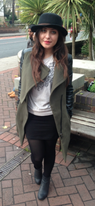 We spotted Elaha outside Penrhyn Road, next week we could spot you.