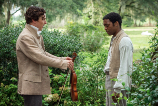 Benedict Cumberbatch as slave owner Ford EX FEATURES