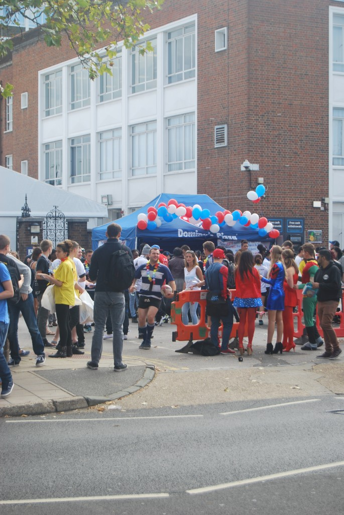 Freshers' Fayre a Big Hit With Students