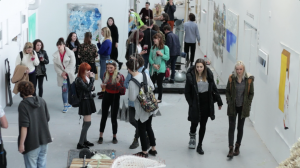 VIDEO: First KU art exhibition of the year