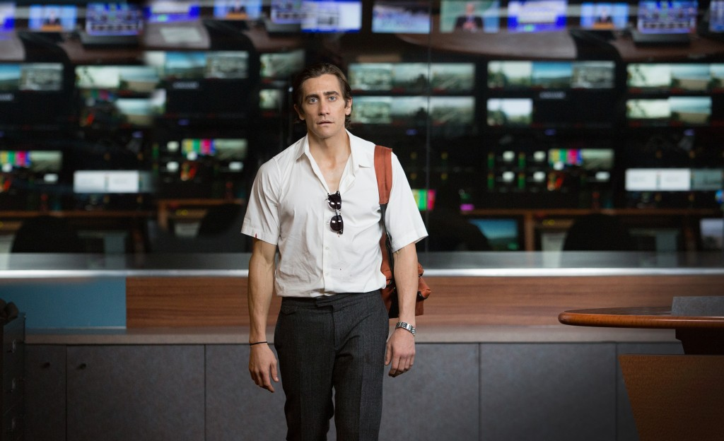 Nightcrawler kicks off the movie awards season in fine style