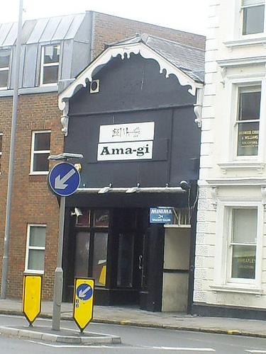 Kingston nightclub Ama-gi bankrupt, but still re-opening this month