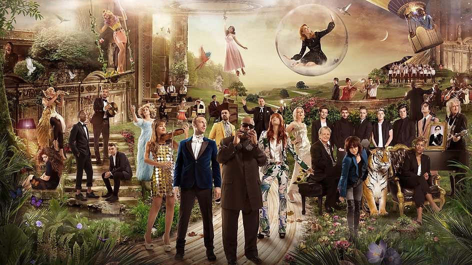 God Only Knows: What does the BBC's star-studded clip tell us about its music initiative?