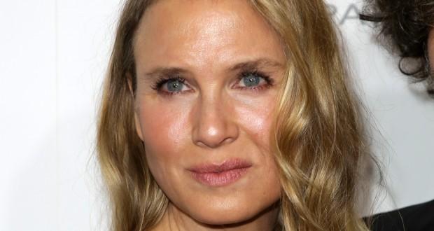Renee Zellweger's new face