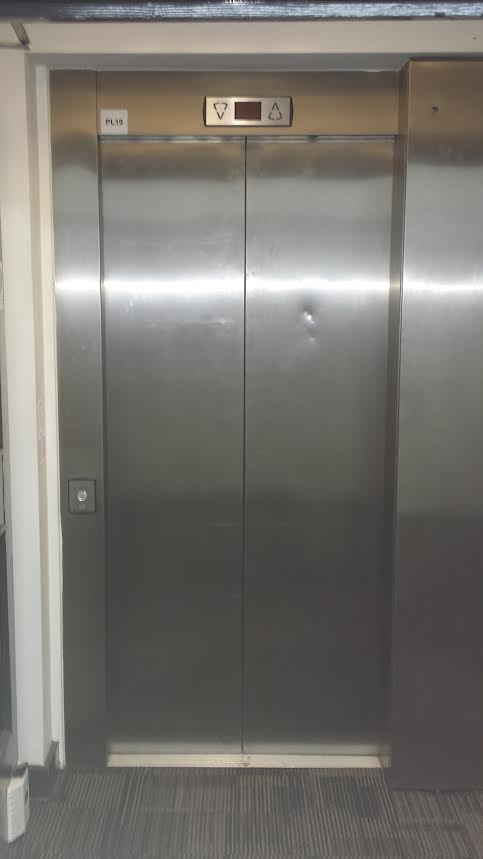 Students stranded in faulty lift for 45 minutes