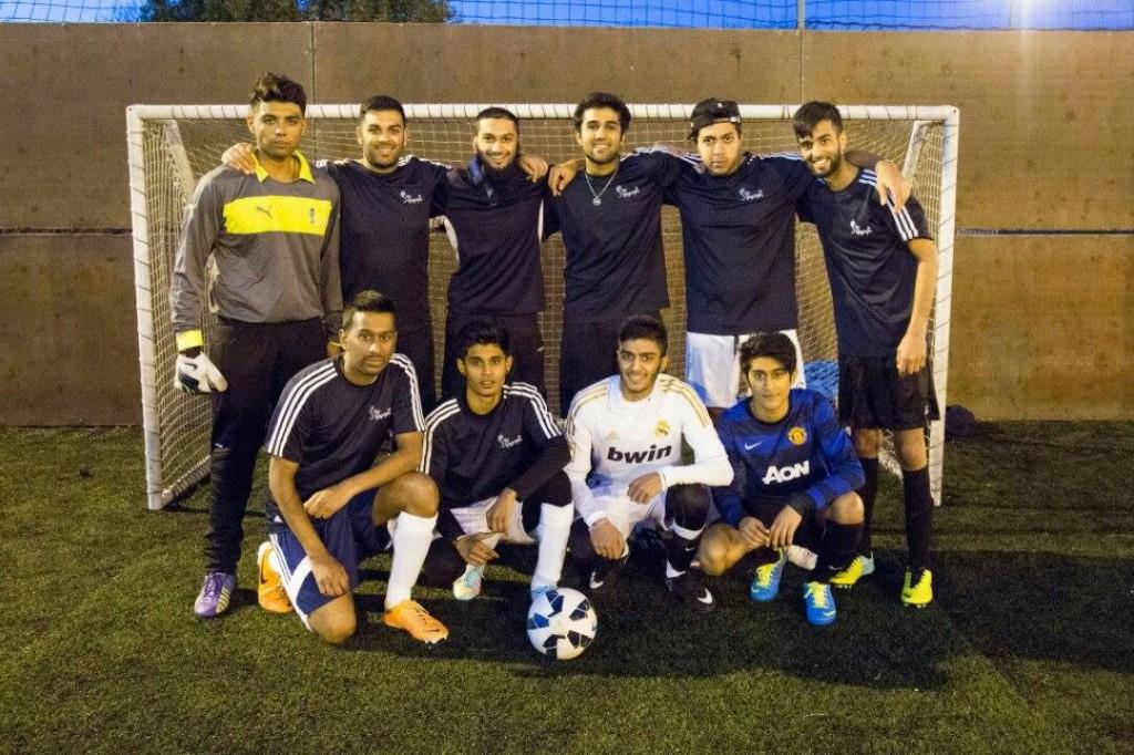 Hindu Football League founded by KU student