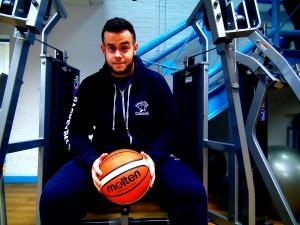 President of the Basketball Club, Youssef El Hana