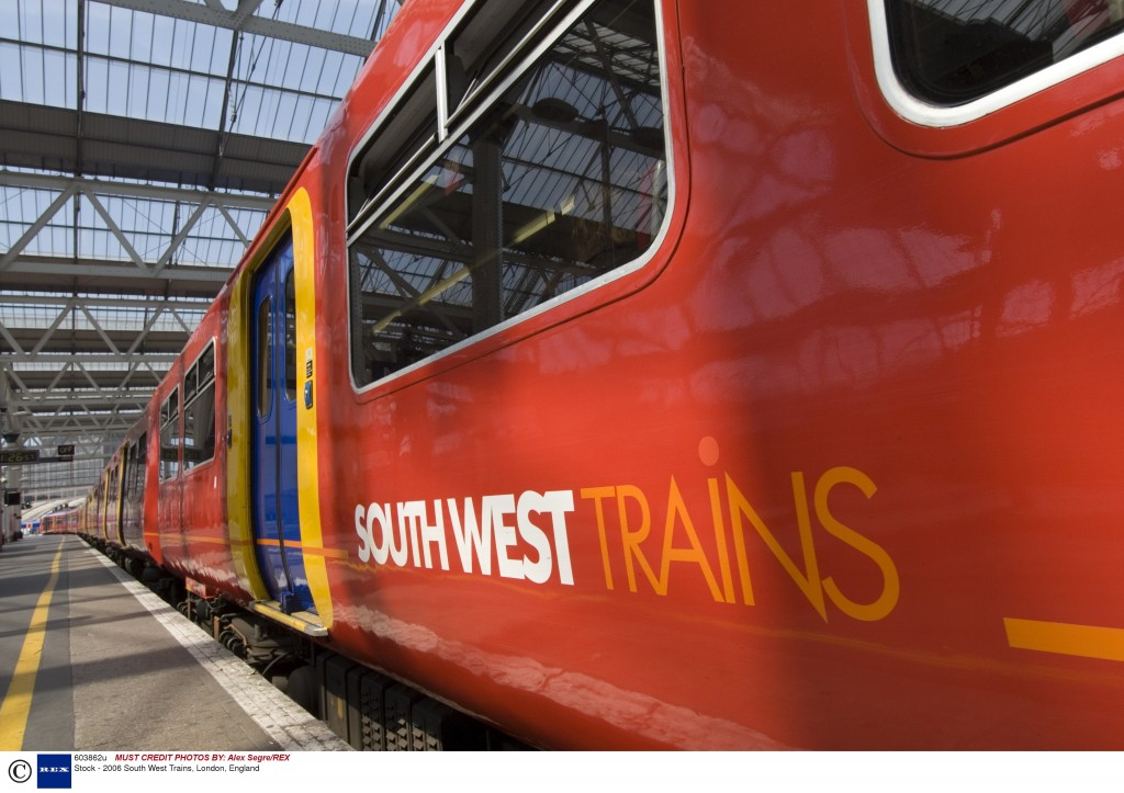 Severe train delays after after girl climbs onto tracks