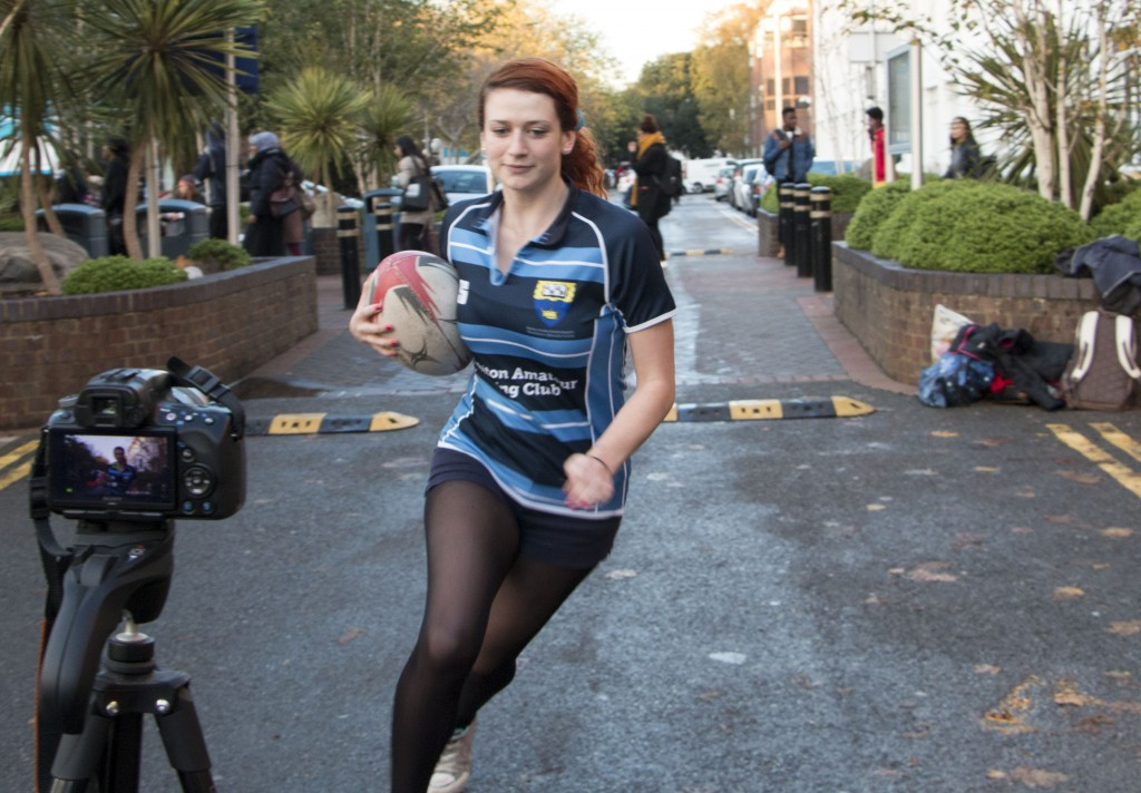 'Rucking' frustration as KU rugby ladies were dumped from BT Sports TV show
