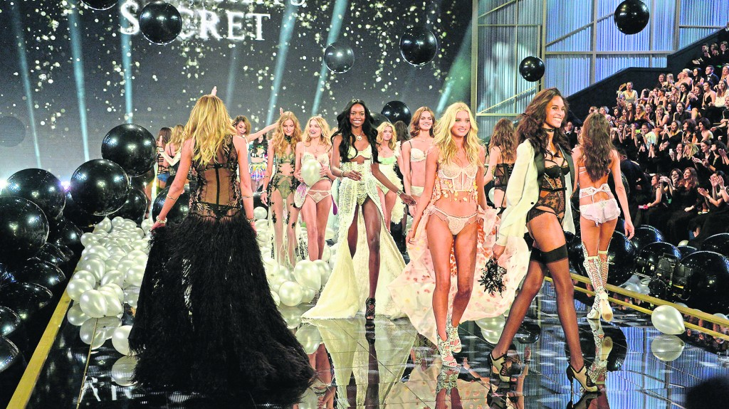 Not so Victoria's Secret anymore