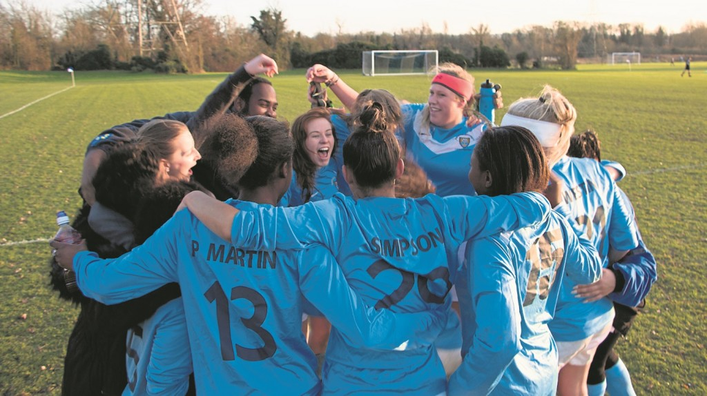 KU ladies win to reach cup quarter-finals