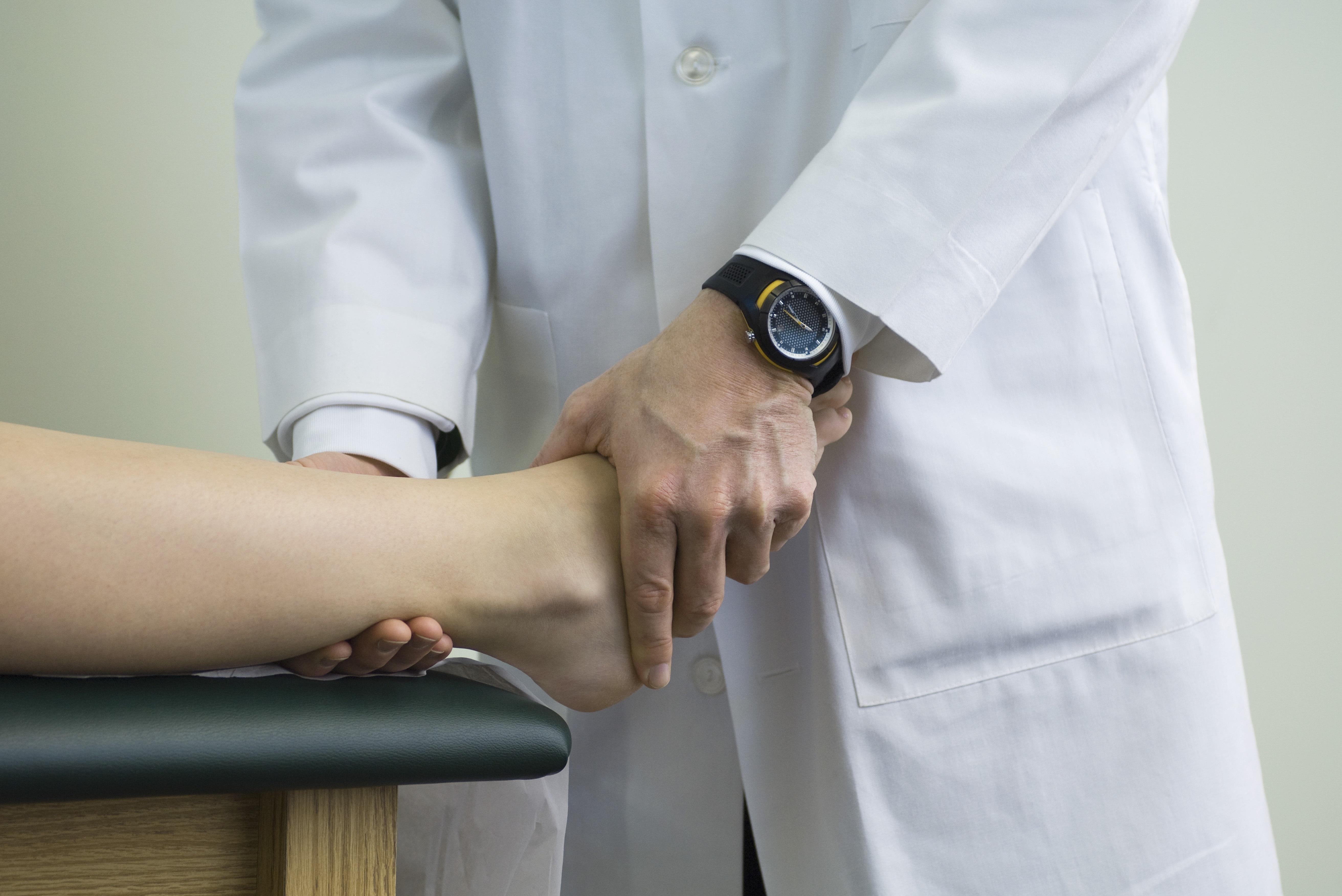 KU osteopath abused patient