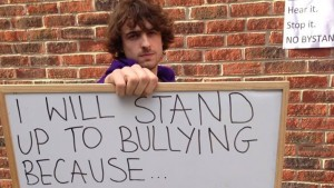 Photo Gallery: Kingston University students stand up to bullying