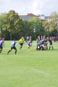 Kingston rugby and football will miss this year's Varsity