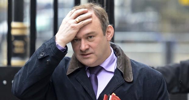 "Ed Davey describes fortnightly recycling as ""nonsense"".  Photo: REX"