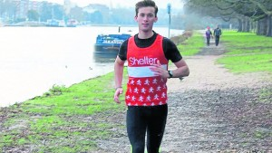 Kingston student to run 2015 miles in 2015 for homeless charity