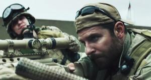 Bradley Cooper acting as Chris Kyle - Rex Features