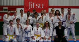 Kingston Jiu Jitsu club are reigning national champions