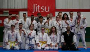Kingston University's Jiu Jitsu hope to remain national champions