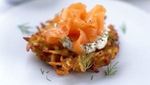 Food Fridays: How to make potato pancakes