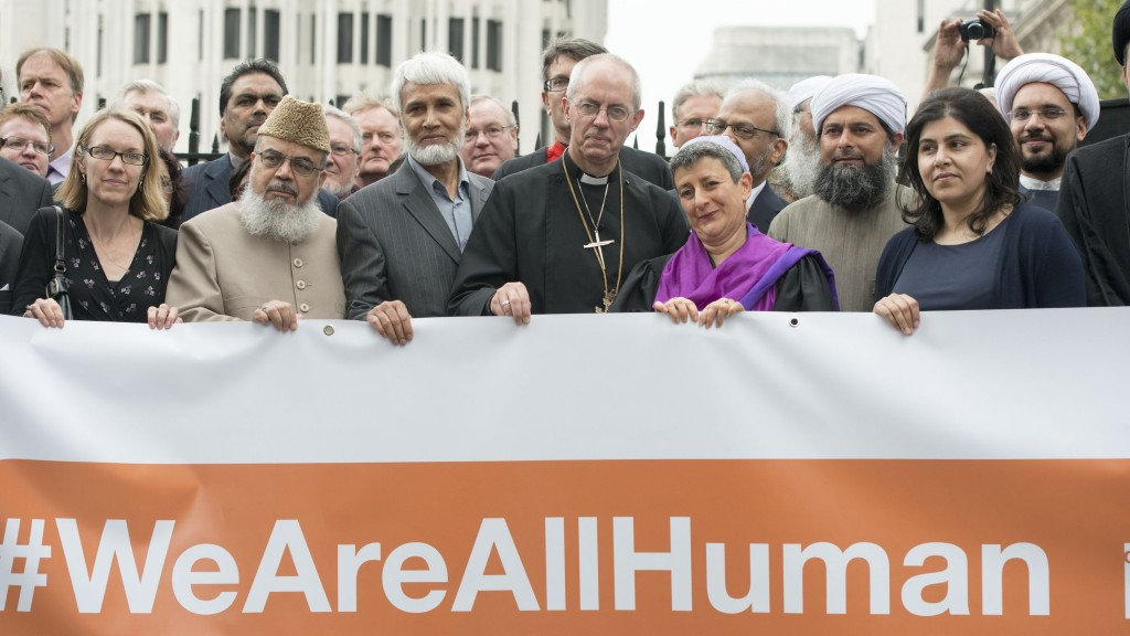 Interfaith unity at Kingston University