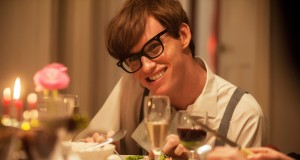 Eddie Redmayne as Stephen Hawking in The Theory Of Everything [REX FEATURES]