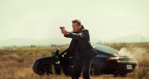 Liam Neeson as Bryan Mills in Taken 3