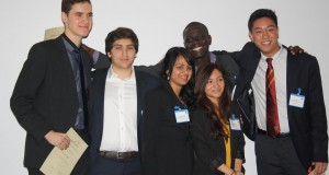 London Higher Prize Night: Winners of the competition. [Image Credits: London Higher]