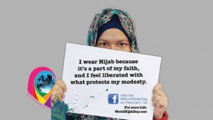 The River tries: World Hijab Day