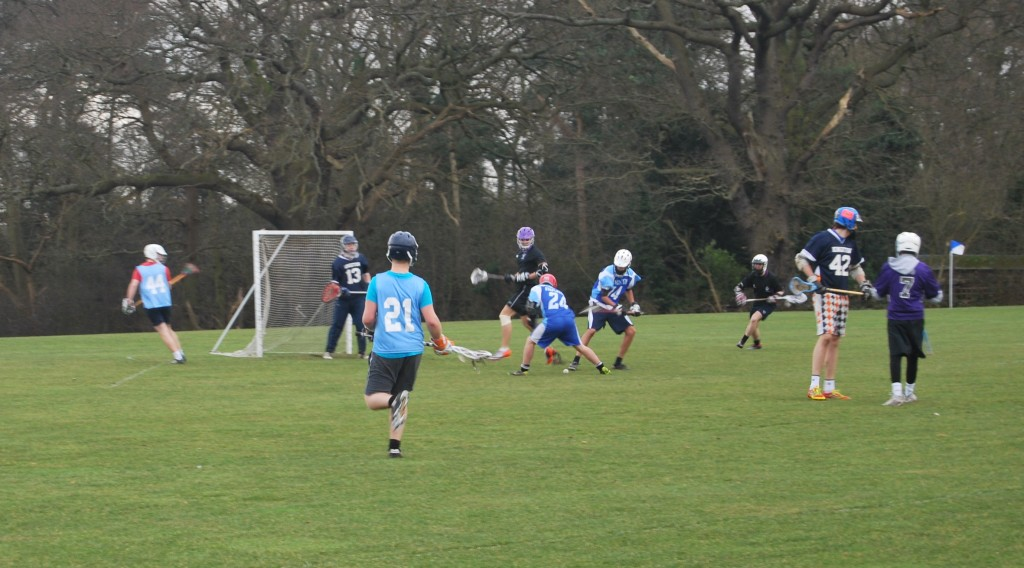 Portsmouth shock Kingston lacrosse team with surprise win