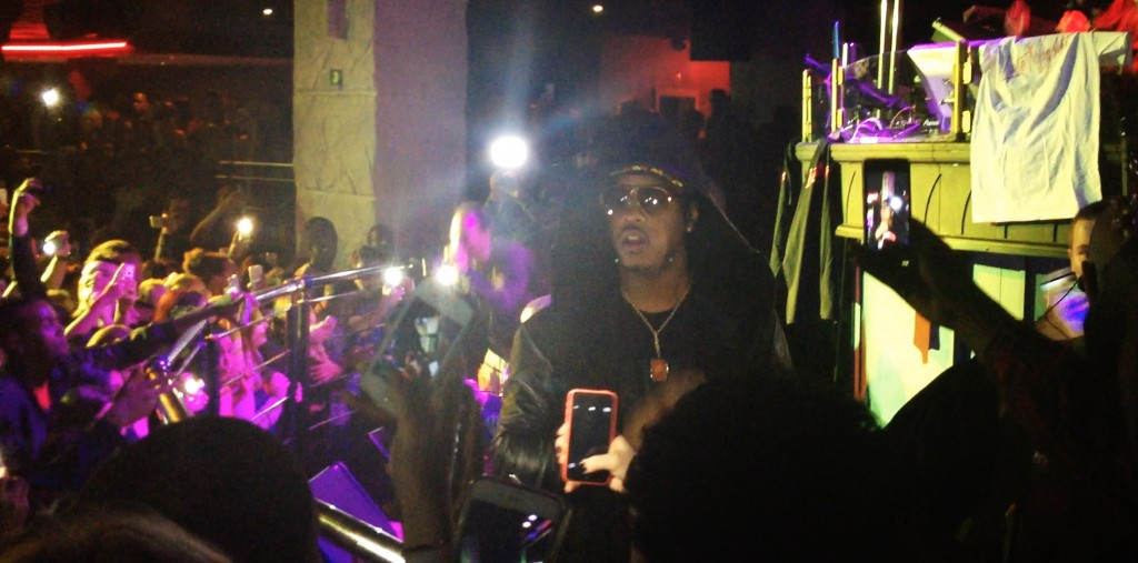 Jeremih hits Kingston nightclub to show he's still got it