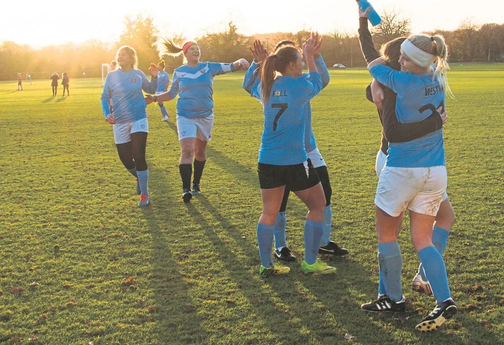 Calling all Kingston University football girls