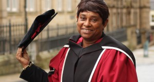 Dame Doreen Lawrence who received her doctorate in 2013 [rex features]