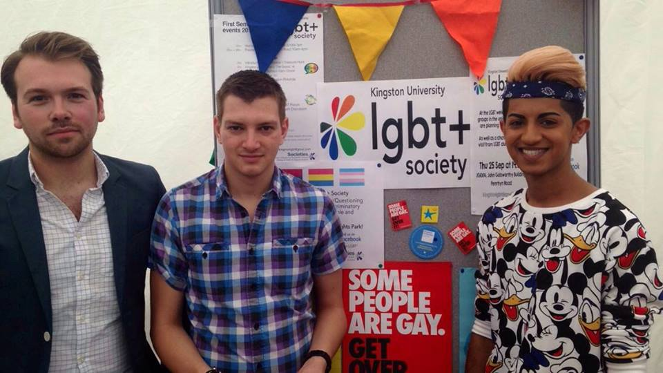 LGBT Society president urges students to oppose SU referendum