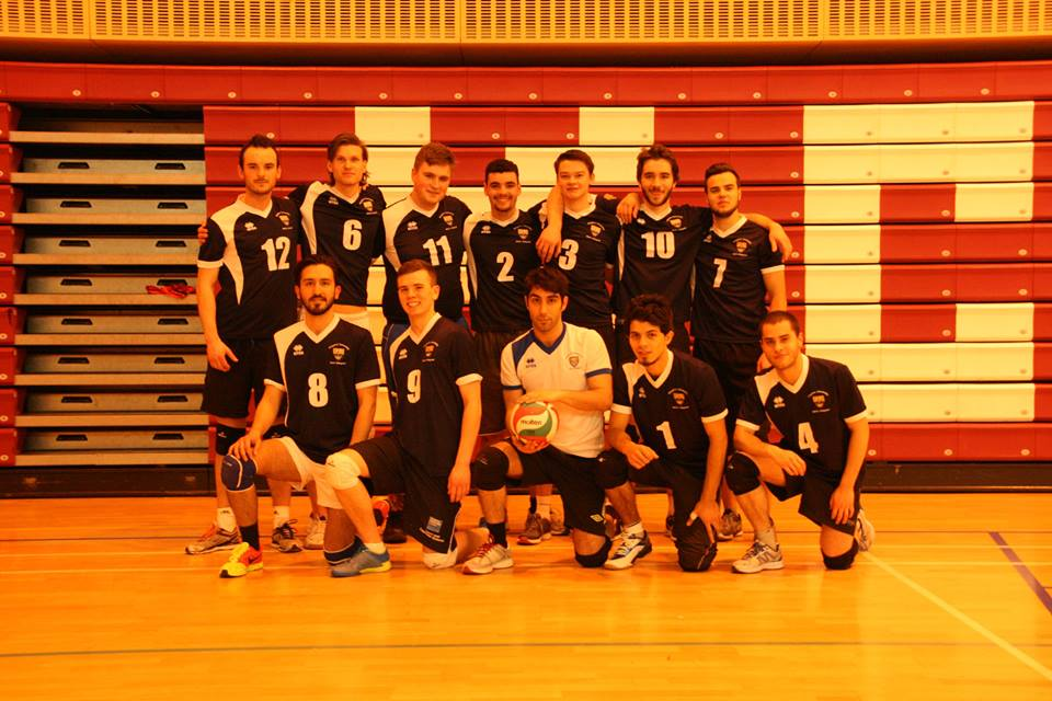 Varsity Preview: Men's Volleyball