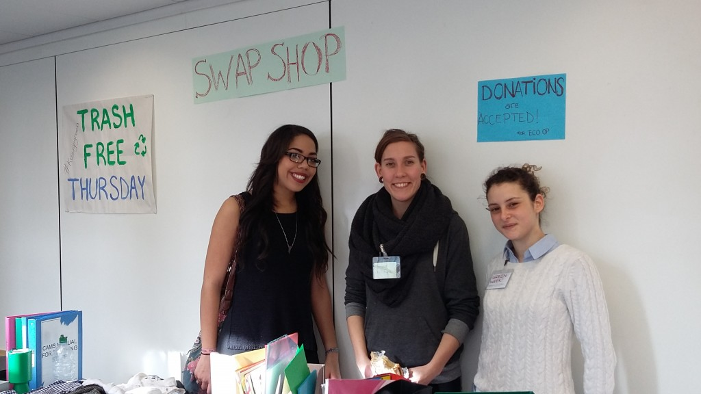 Kingston's SU Go Green Week bringing environmental awareness to Kingston University