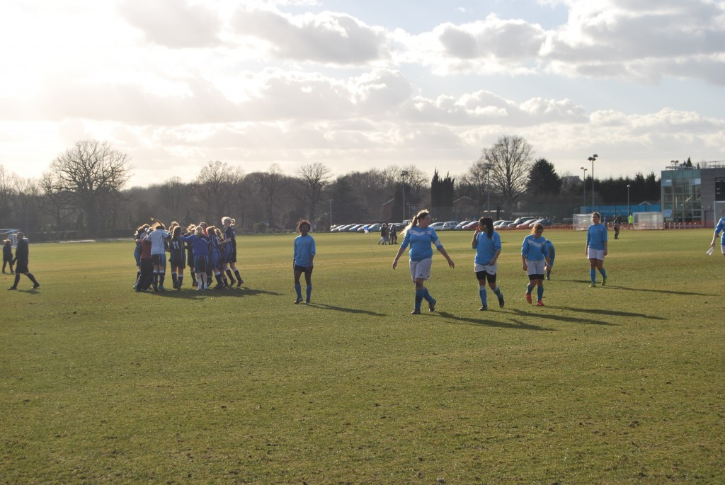Heartbreaking cup defeat for Kingston ladies