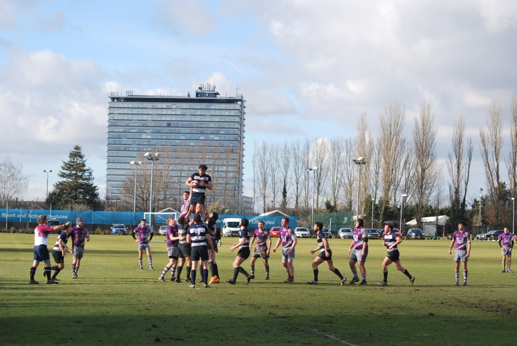 Kingston rugby beat Portsmouth to go top of table