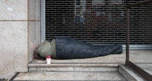 Rising number of people at risk of homelessness is alarming, London, Britain - 05 Feb 2015