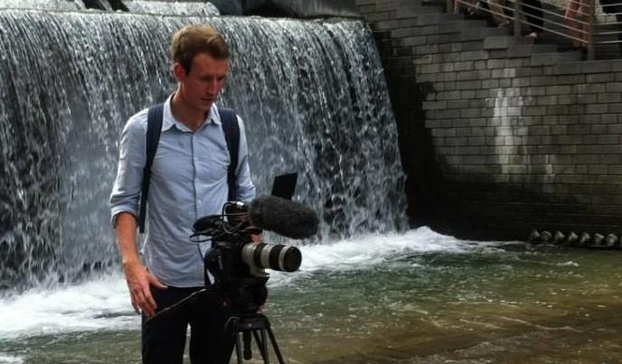 10 questions for Emmy-winning documentary-maker James Jones