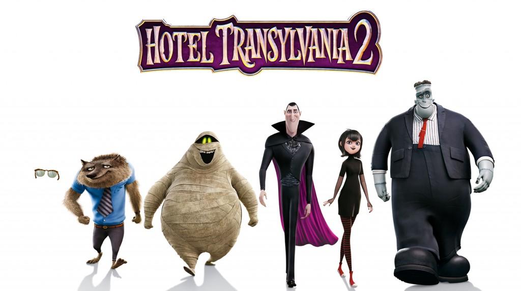 Review: Hotel Transylvania 2