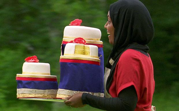 British Bake Off winner praised by the Muslim community