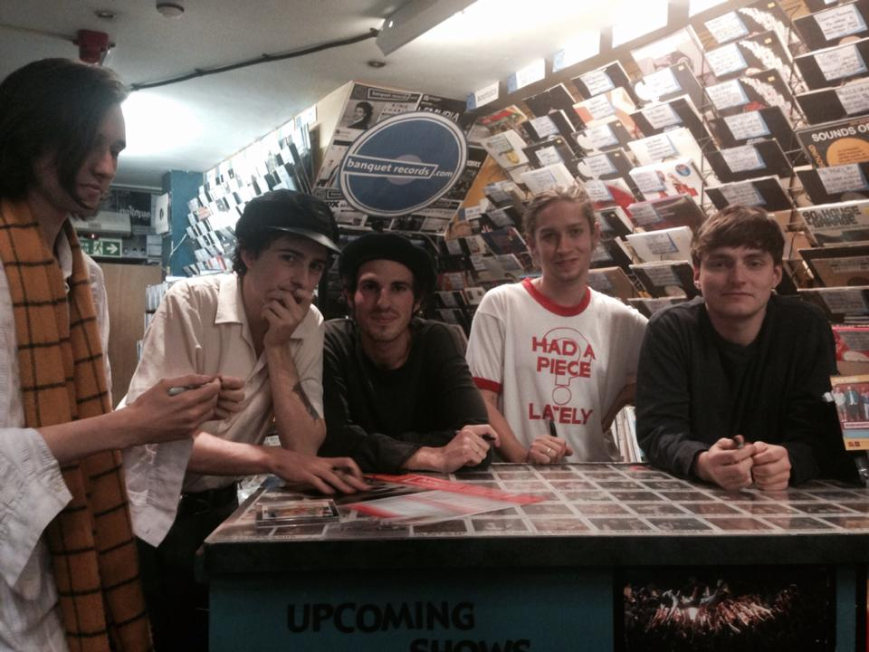 Review: Swim Deep at Banquet Records and Hippodrome