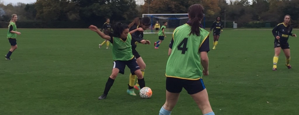 Kingston ladies football closer to cup lift