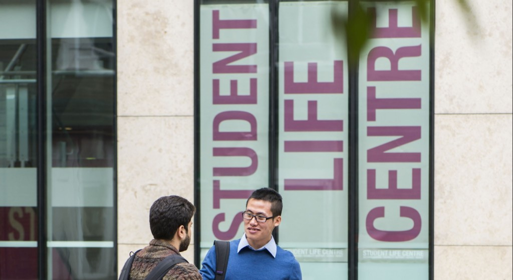 University staff angered at the reorganisation of the administration service